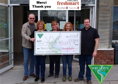 Freshmart - Big Cheque